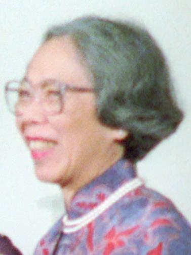 Kwa Geok Choo