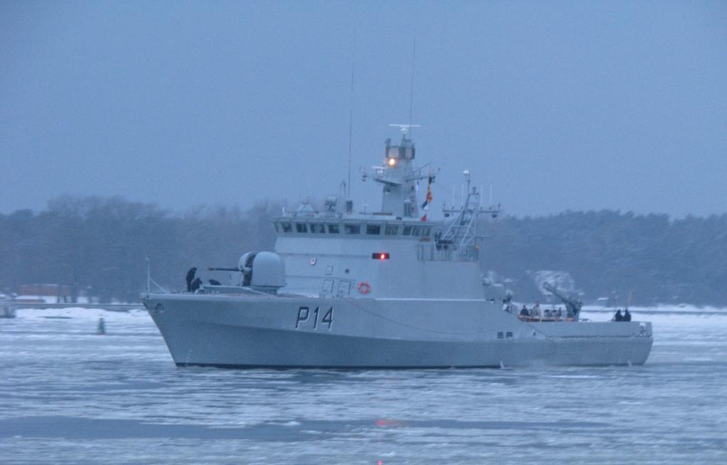 Страны Балтии просят усилить батальоны НАТО морскими силами - Цензор.НЕТ 1983