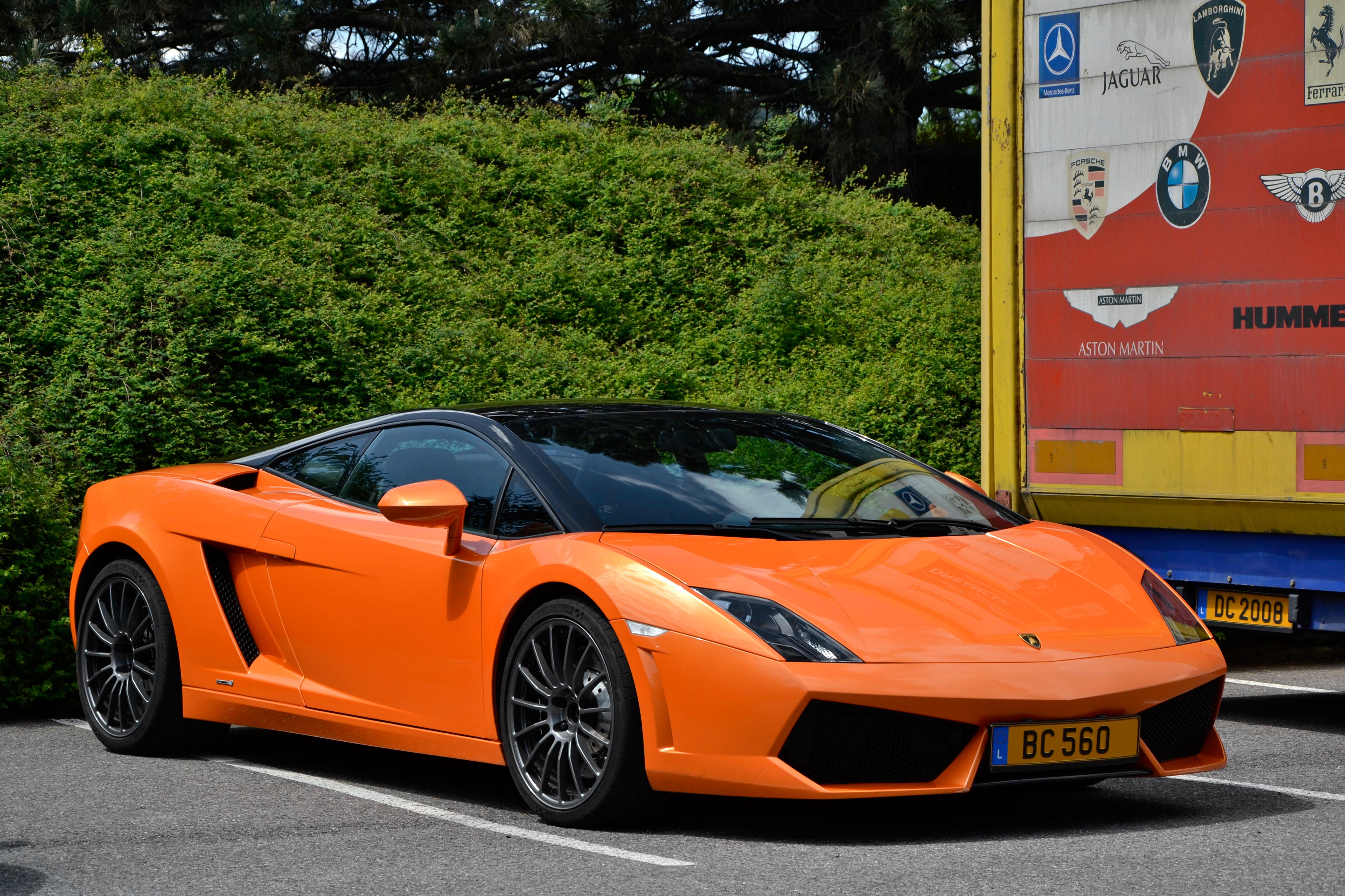 2016 Lamborghini Gallardo >> File Lamborghini Gallardo Lp 560 4 Bicolore Flickr Alexandre