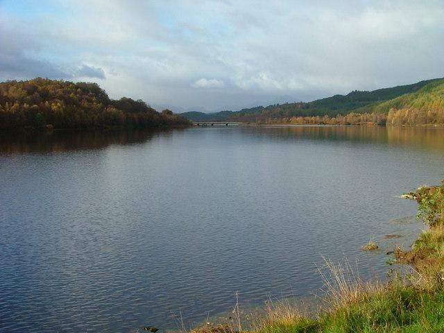 Loch Garry from Ardochy - geograph.org.uk - 588194