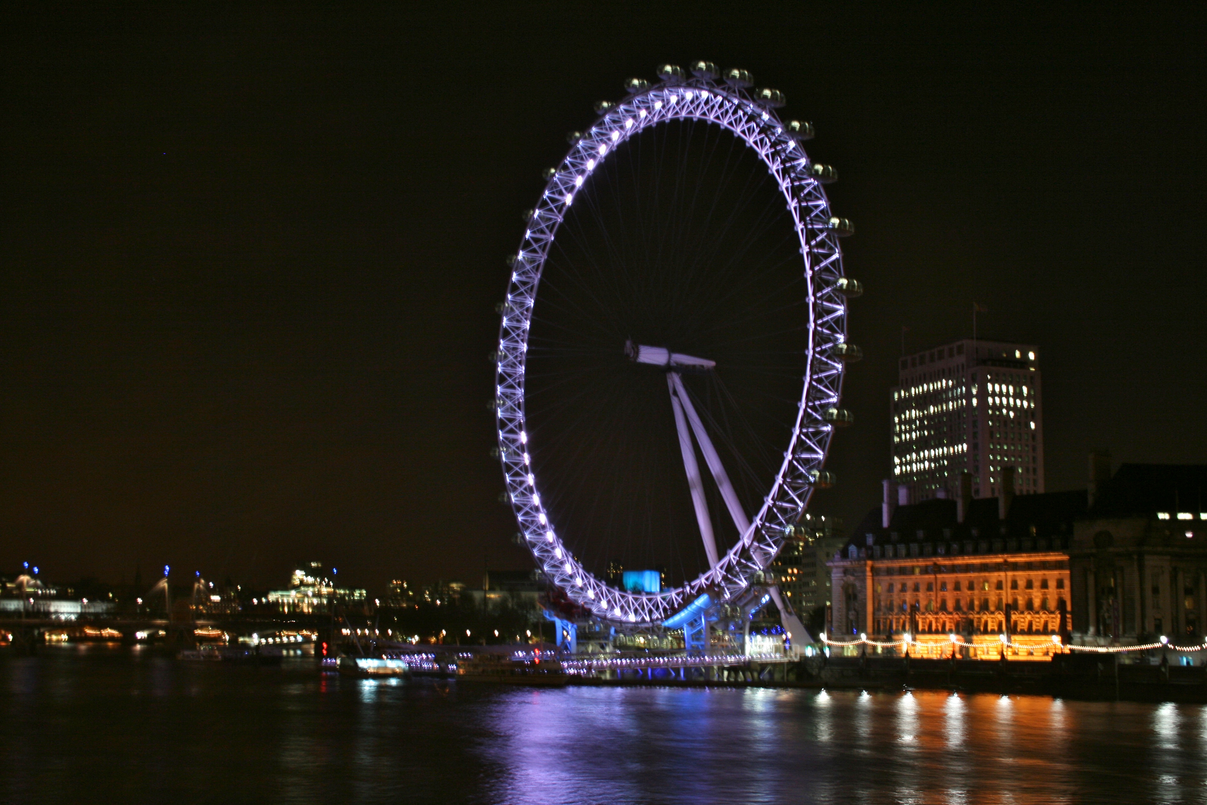 the london eye essay