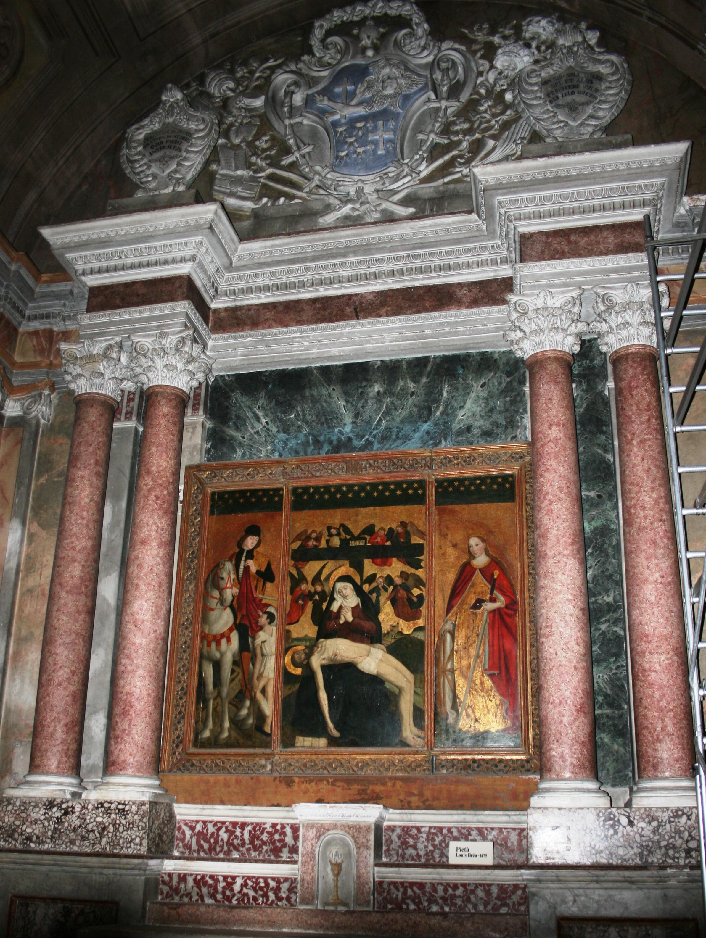 Ludovico brea il rinascimento in liguria finestre sull - Finestre sull arte ...