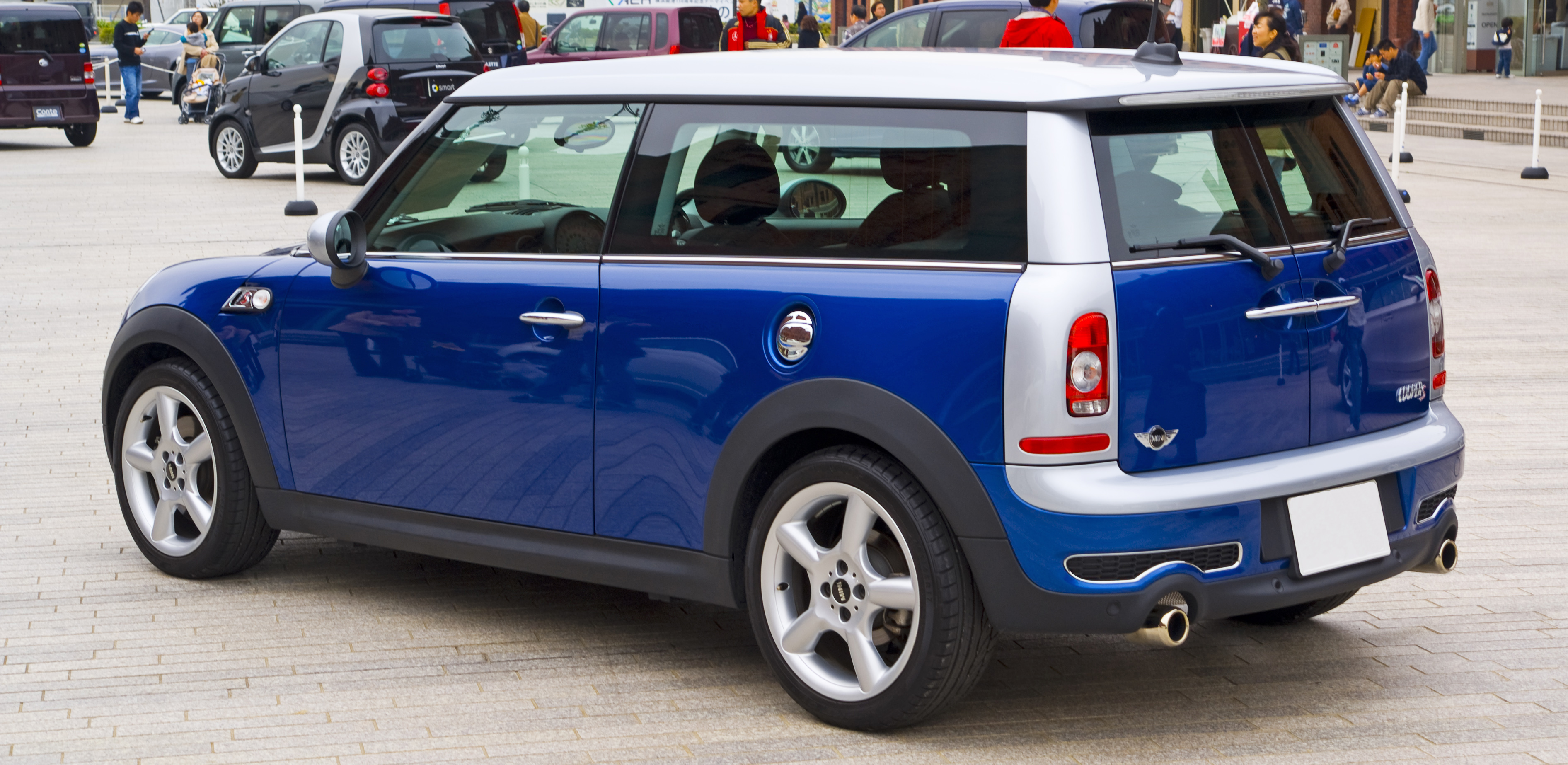Filemini Cooper S Clubman 02jpg Wikimedia Commons