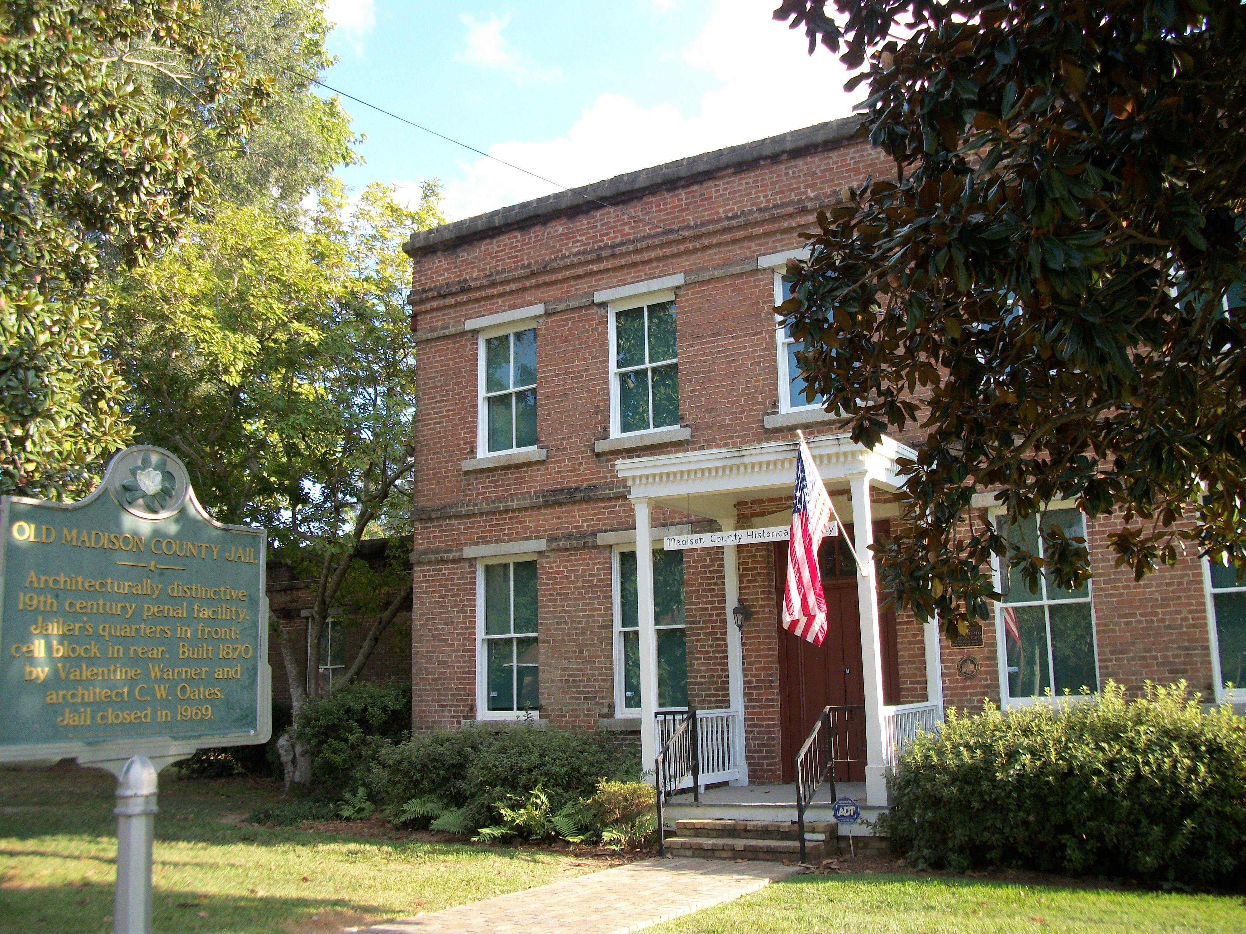 Mississippi madison county canton - File Madison County Jail Canton Mississippi Jpg