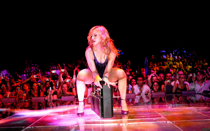 Madonna Confessions Tour Boombox
