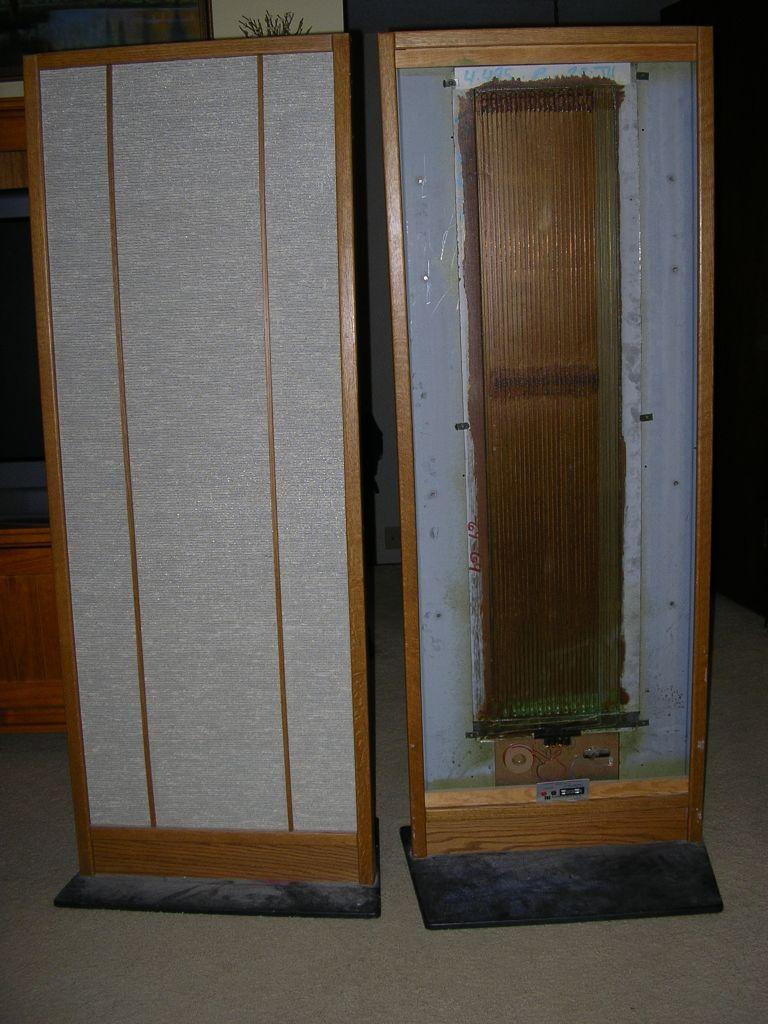 Planar Speaker Asylum