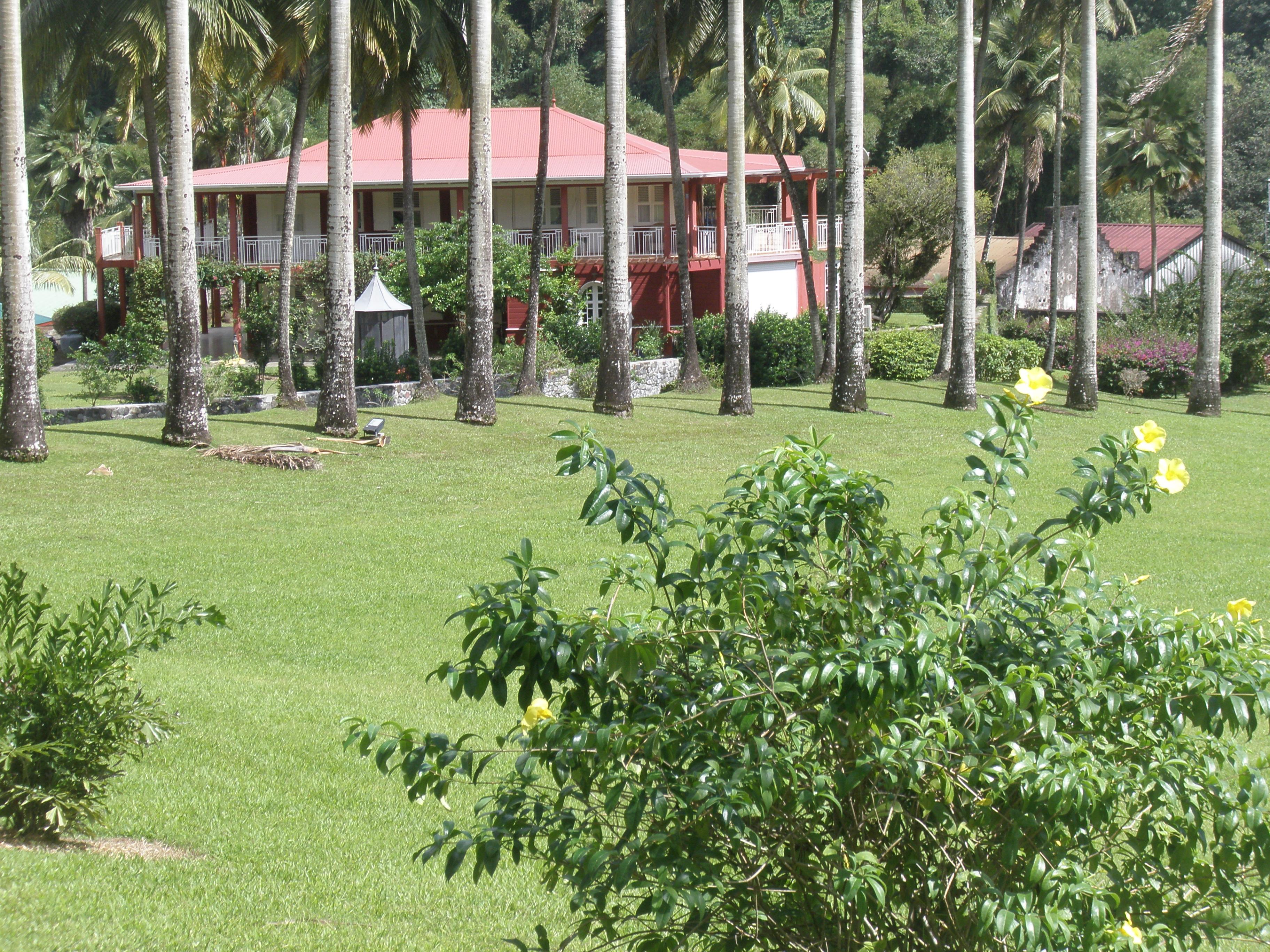 Gros-Morne, Martinique