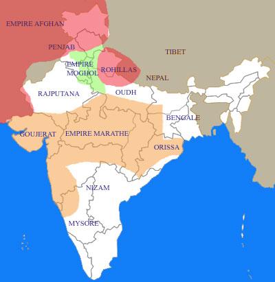 Carte De Linde Mysore.File Marathe Jpg Wikimedia Commons