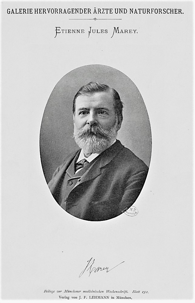 Image of Étienne-Jules Marey from Wikidata
