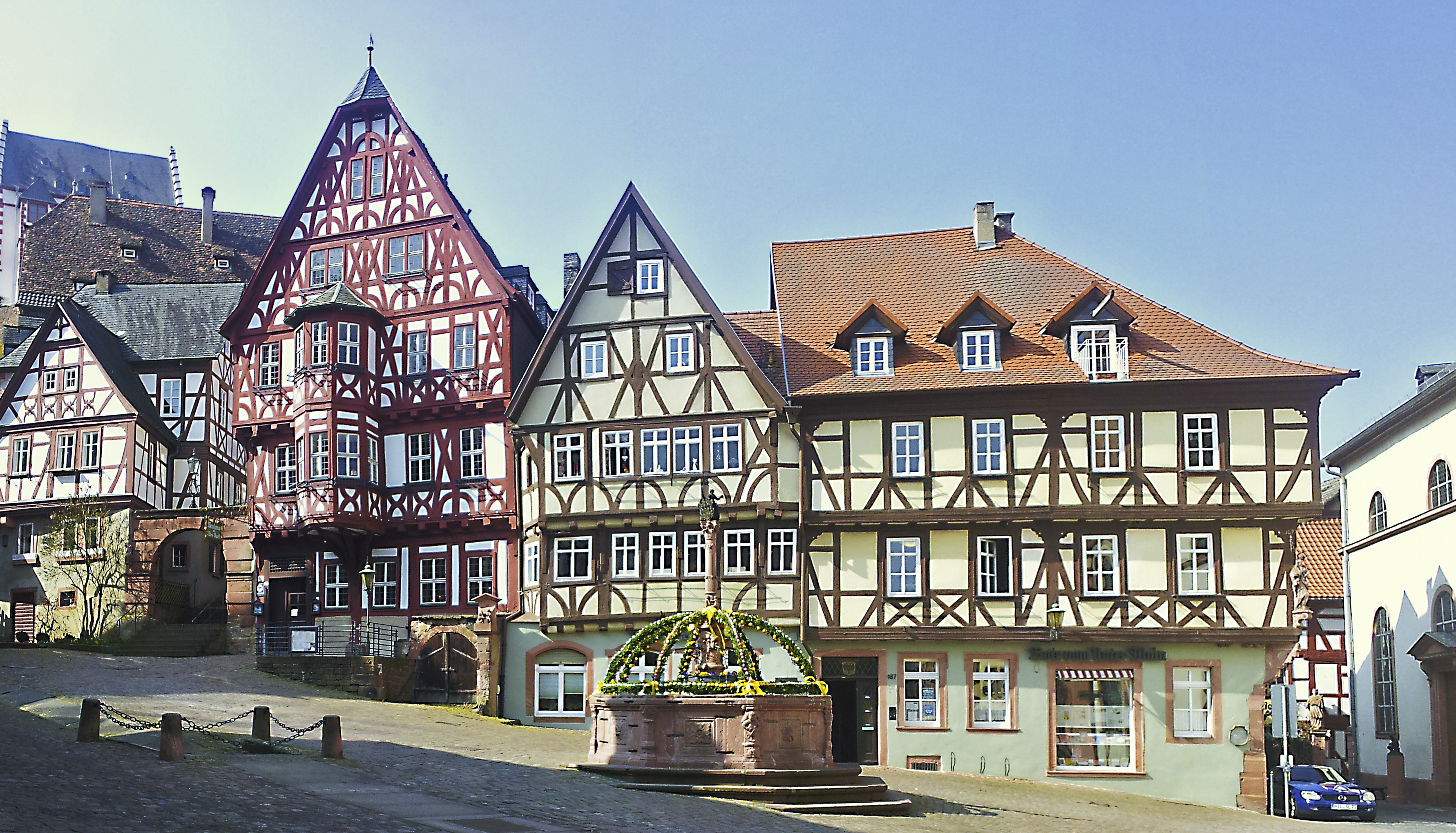 Https Commons Wikimedia Org Wiki File Marktplatz In Miltenberg Am Main Jpg