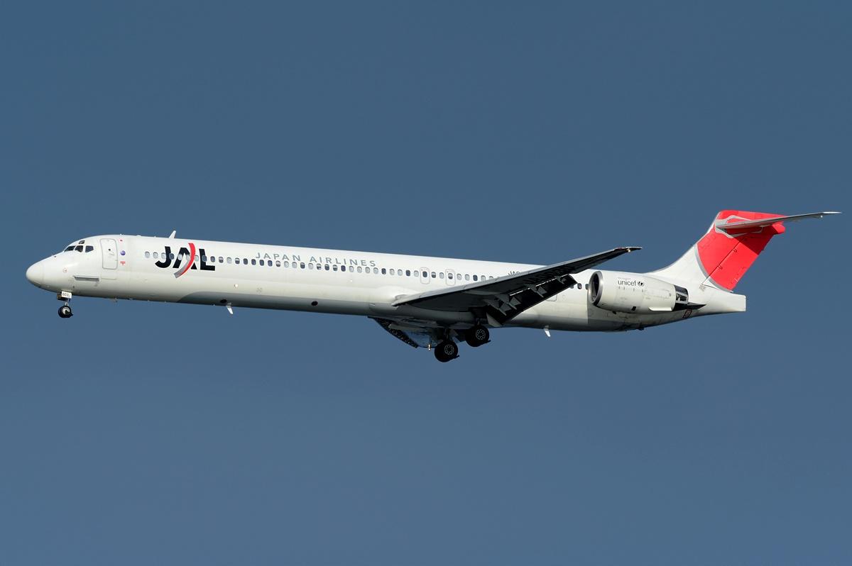 McDonnell Douglas MD-90 - Wikipedia