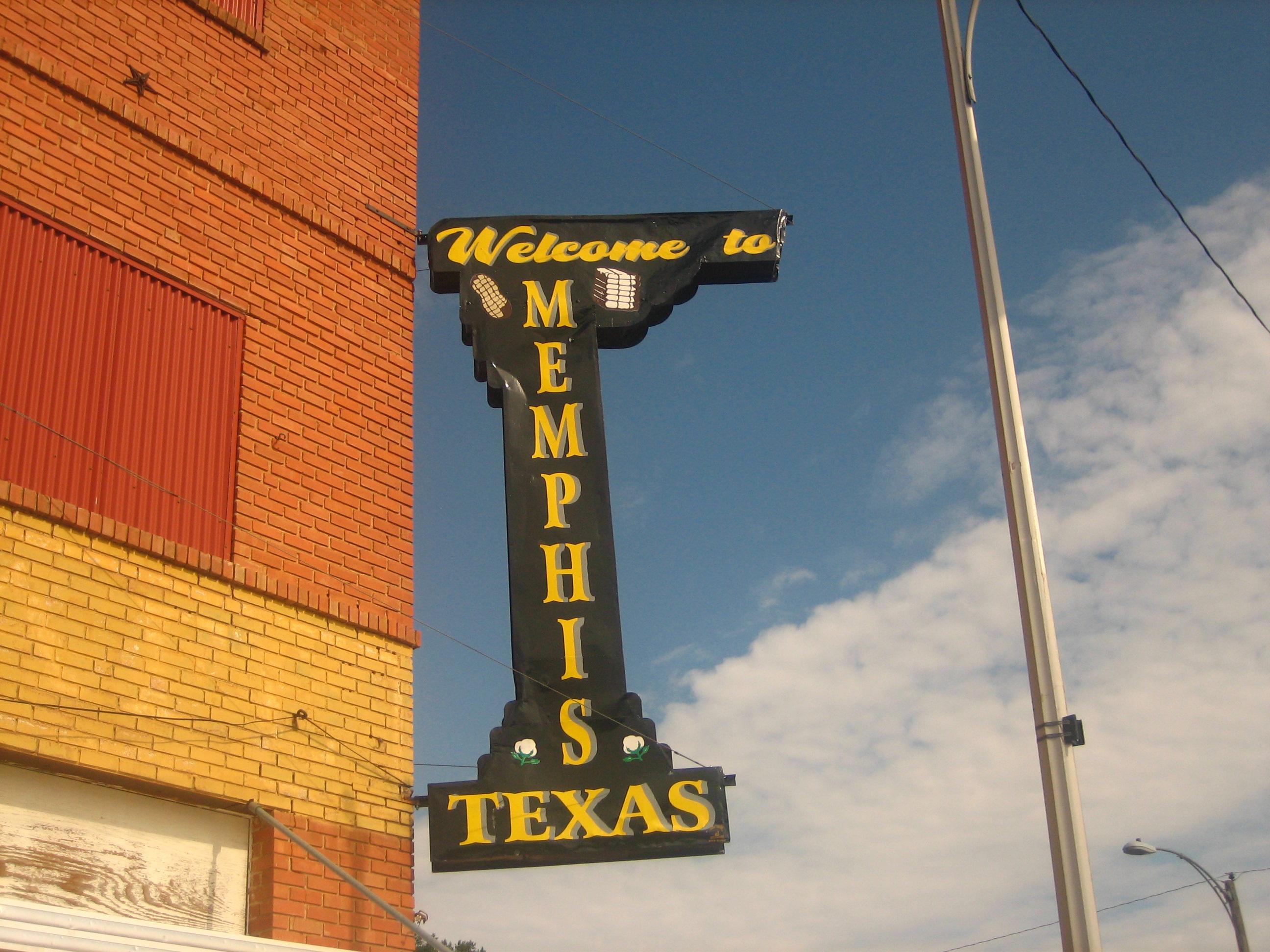 メンフィス (テキサス州)
