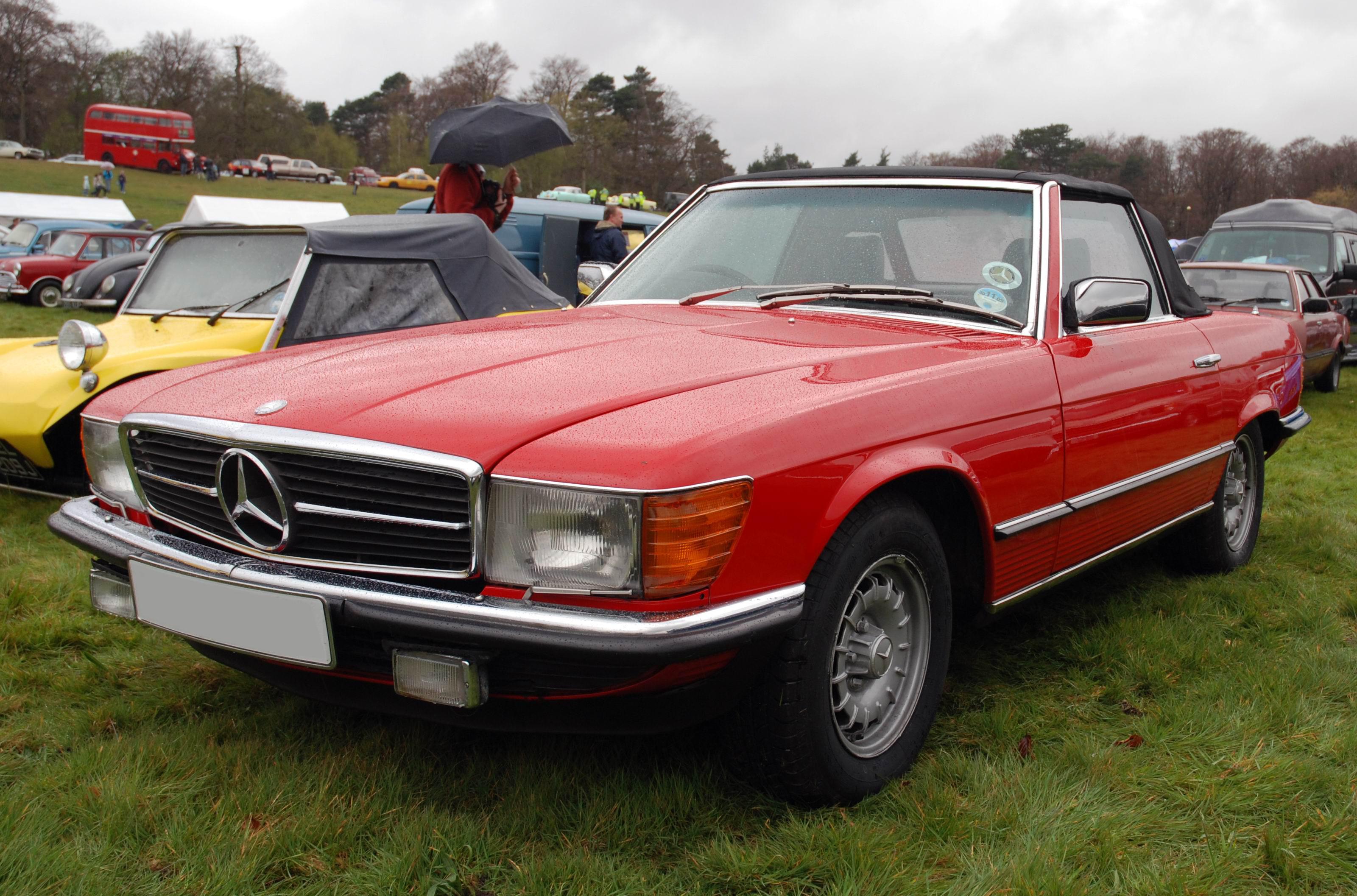 Mercedes Benz Baureihe 107 Wikiwand