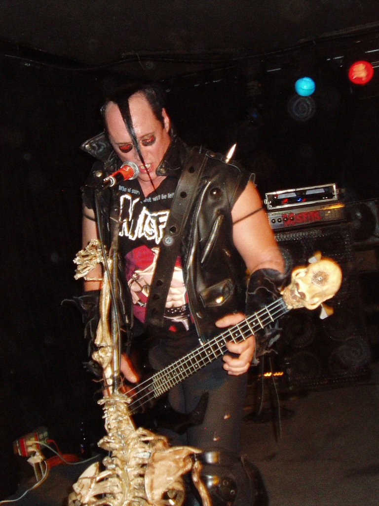 Depiction of Jerry Only