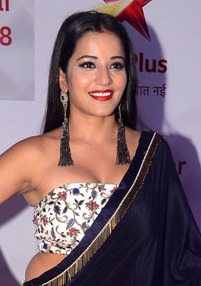 Monalisa graces the Star Parivaar Awards 2018.jpg