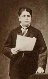 Alessandro moreschi i cirka 1880