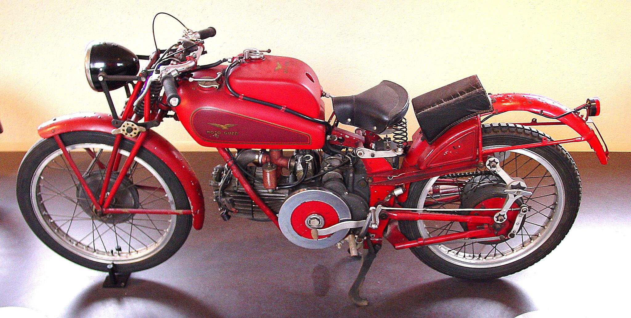 Moto Guzzi T Seat