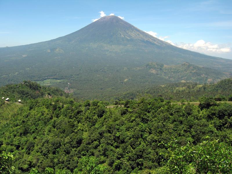 Mt Agung Bali