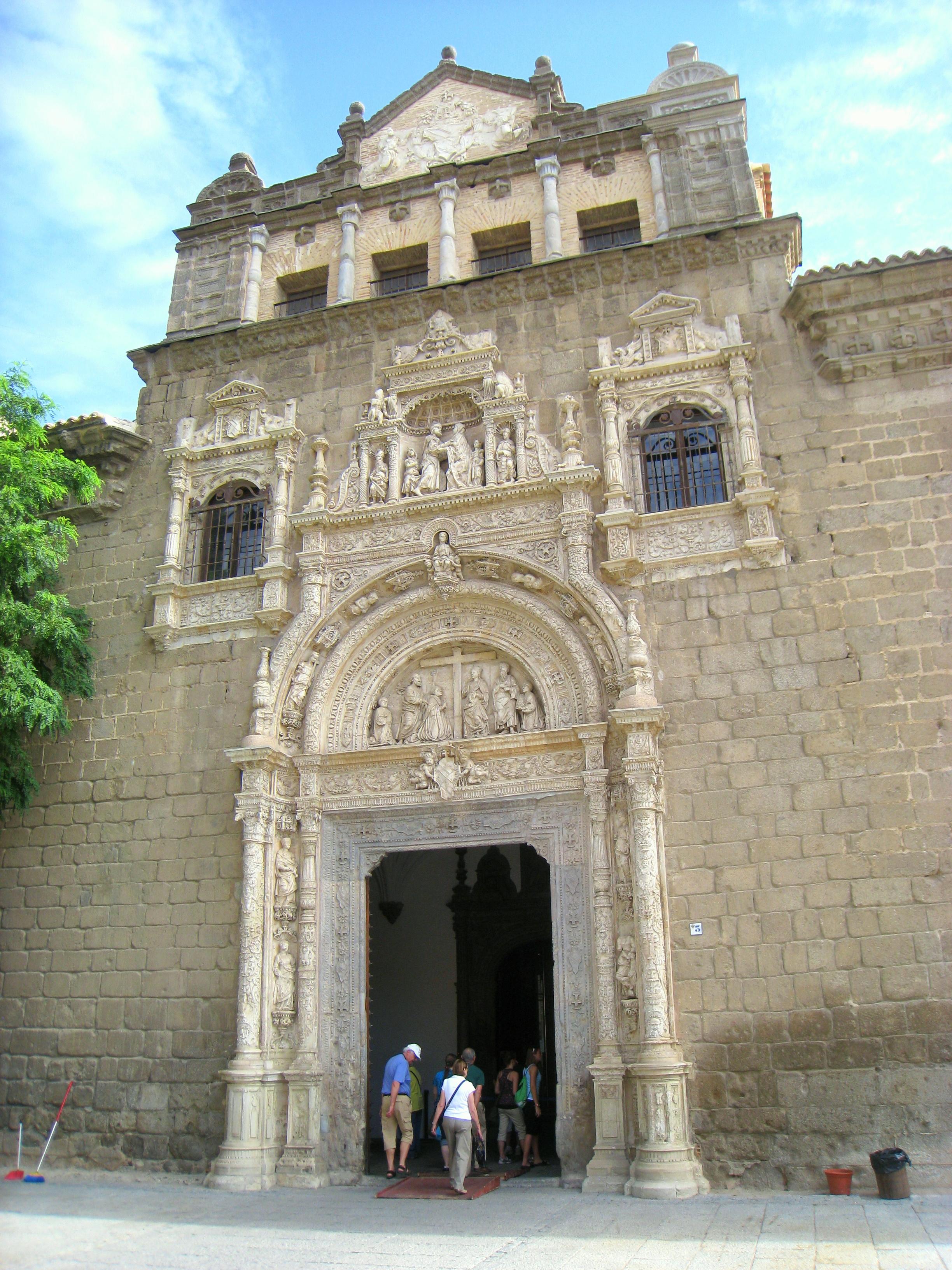 Museo De Santa Cruz.File Museo De Santa Cruz Toledo Facade 1 Jpg Wikimedia Commons
