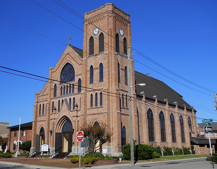 Cathedral Of The Nativity Of The Blessed Virgin Mary Biloxi Mississippi Wikipedia
