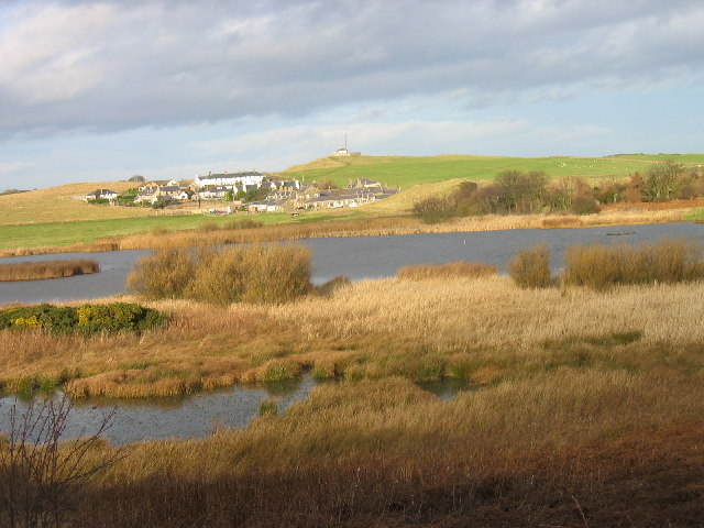 Newton by the Sea and Newton Pool - geograph.org.uk - 117211
