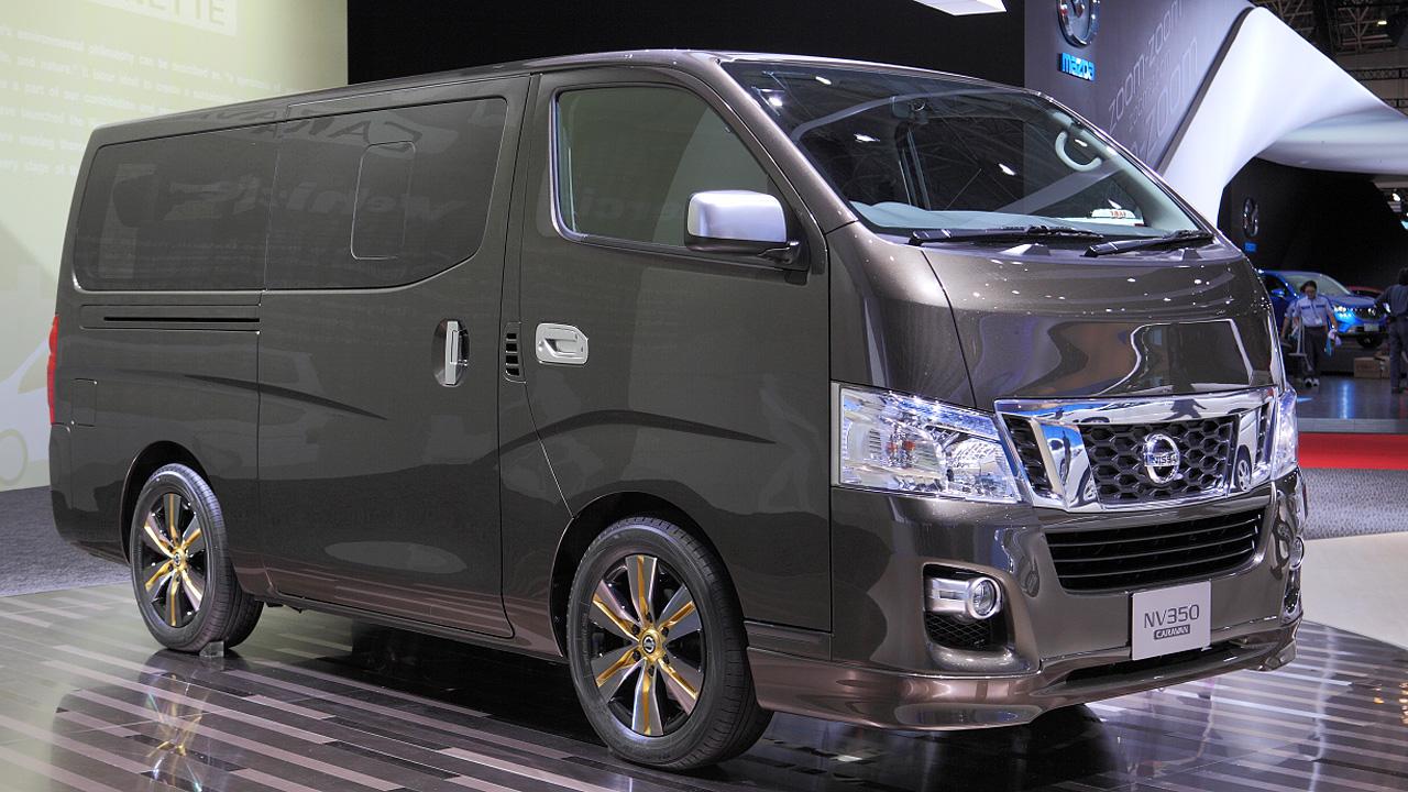 File:Nissan NV350 Caravan 501.JPG - Wikimedia Commons