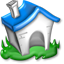 Noia 64 filesystems home blue.png