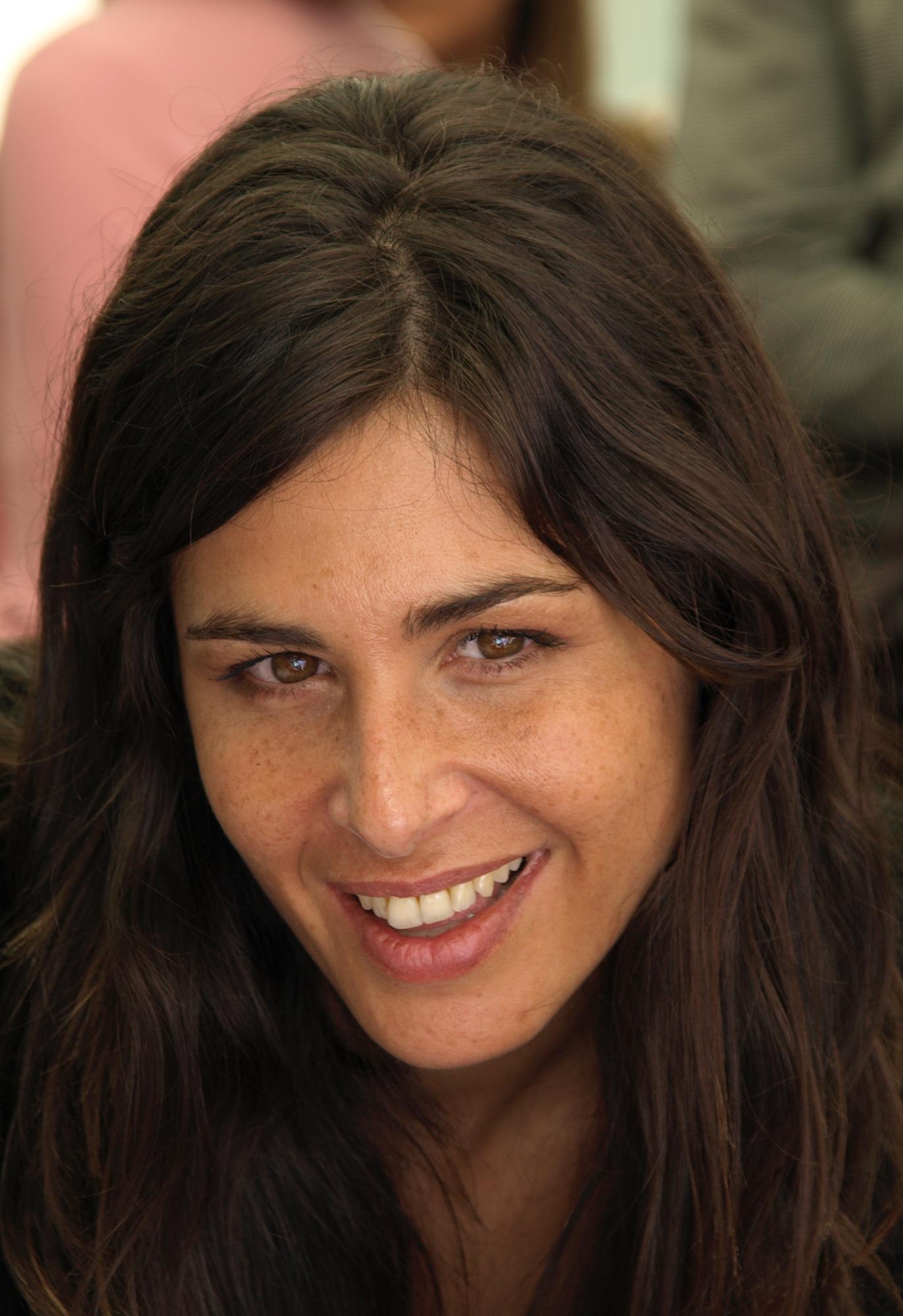 Nuria Roca in April 2008