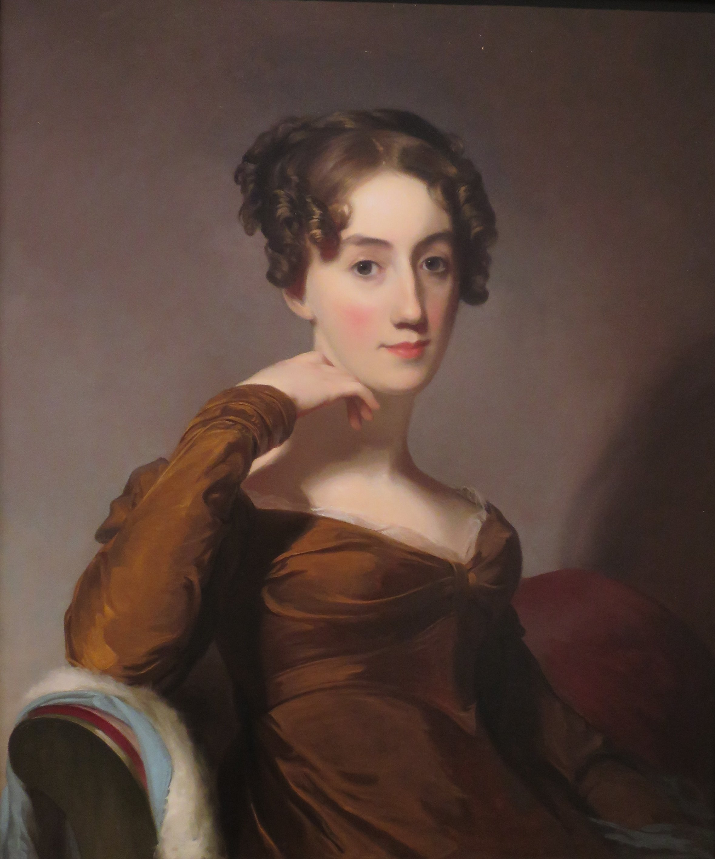 Thomas Sully Oil Paintings