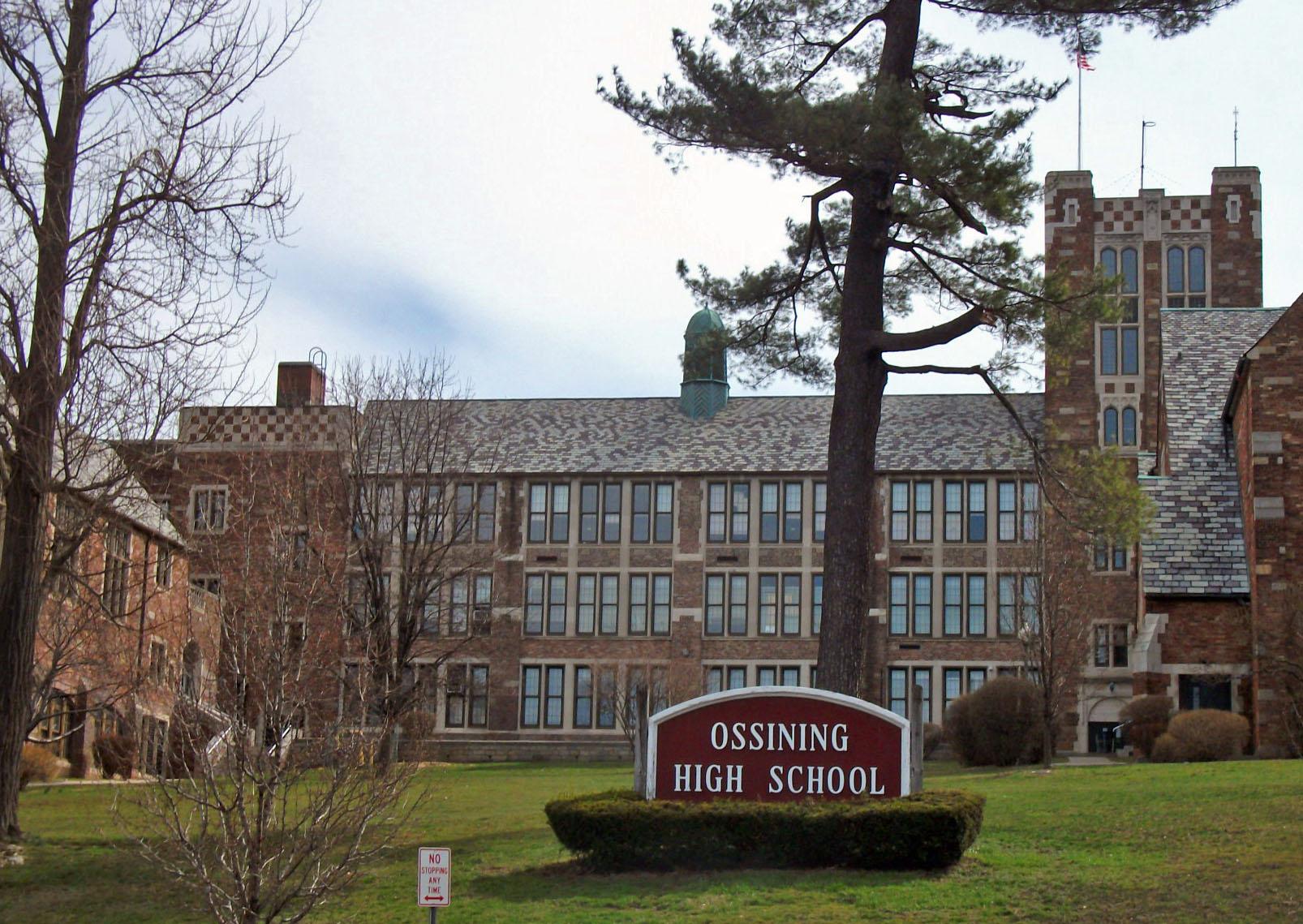 Description ossining high school