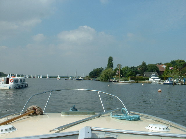 Oulton Broad - geograph.org.uk - 115622