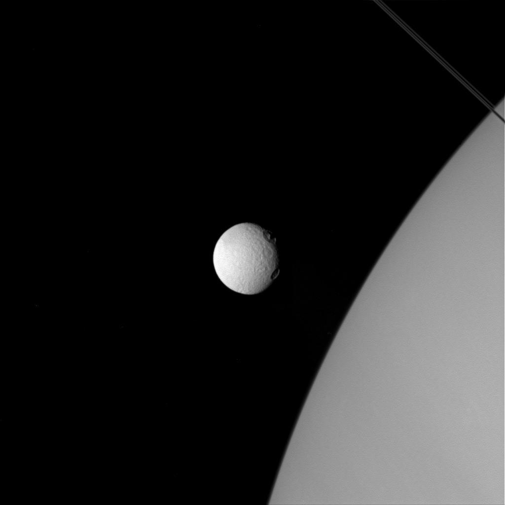 tethys moon national aeronautics and space