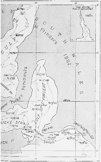 Page 282 map (The Life of Matthew Flinders).jpg