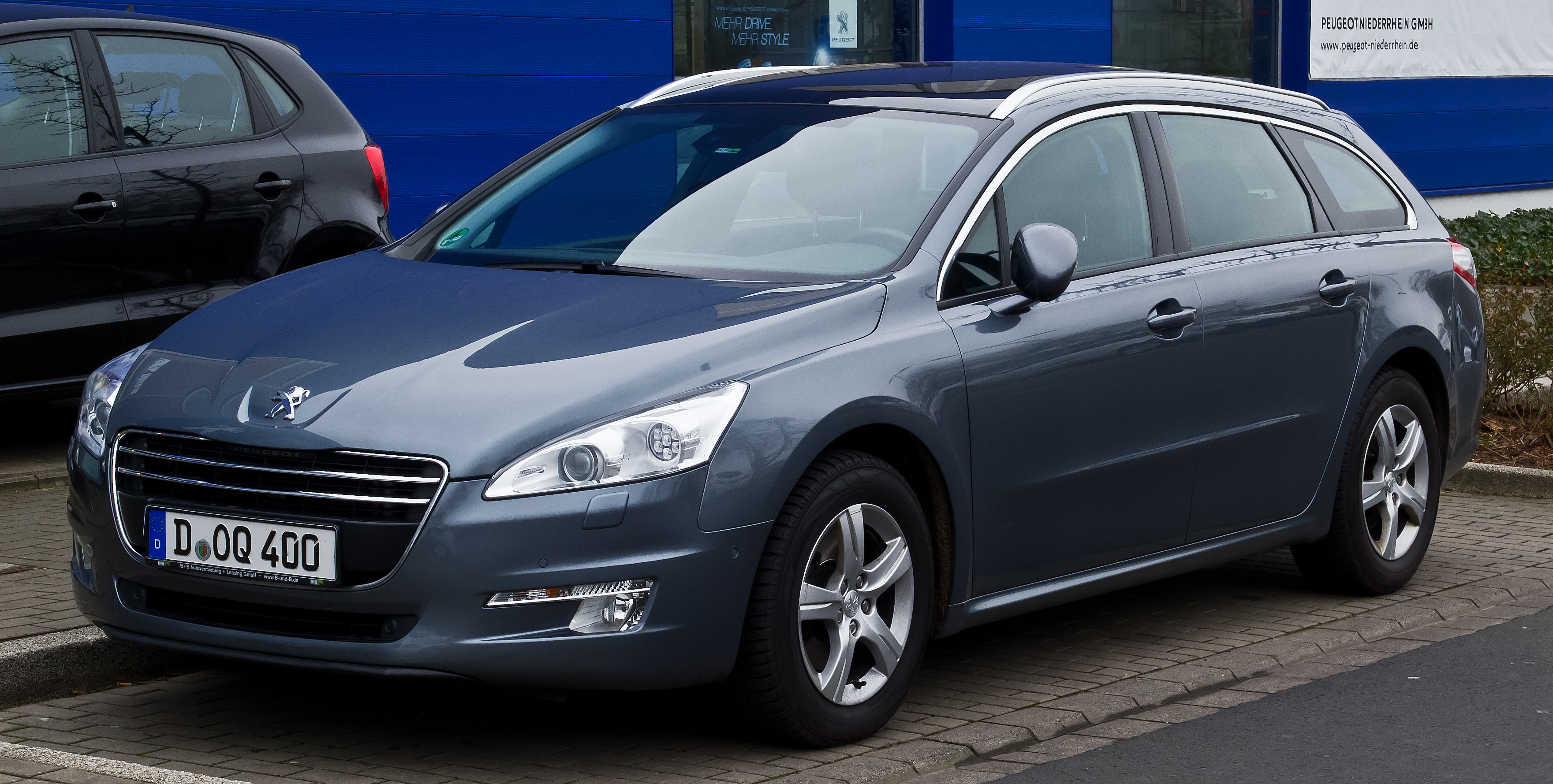file peugeot 508 sw active frontansicht 16 m rz 2014 d wikimedia commons. Black Bedroom Furniture Sets. Home Design Ideas