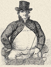 """Philip Astley English equestrian, circus owner, and inventor, regarded as being the """"father of the modern circus"""""""
