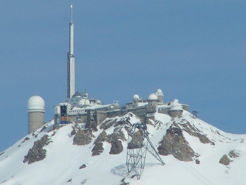 Pic du Midi-Coupole-Téléphérique
