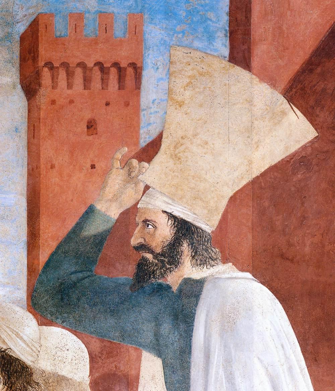 Piero della Francesca - 9. Exaltation of the Cross (detail) - WGA17577.jpg