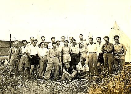הקבוצה הראשונה בנהריה