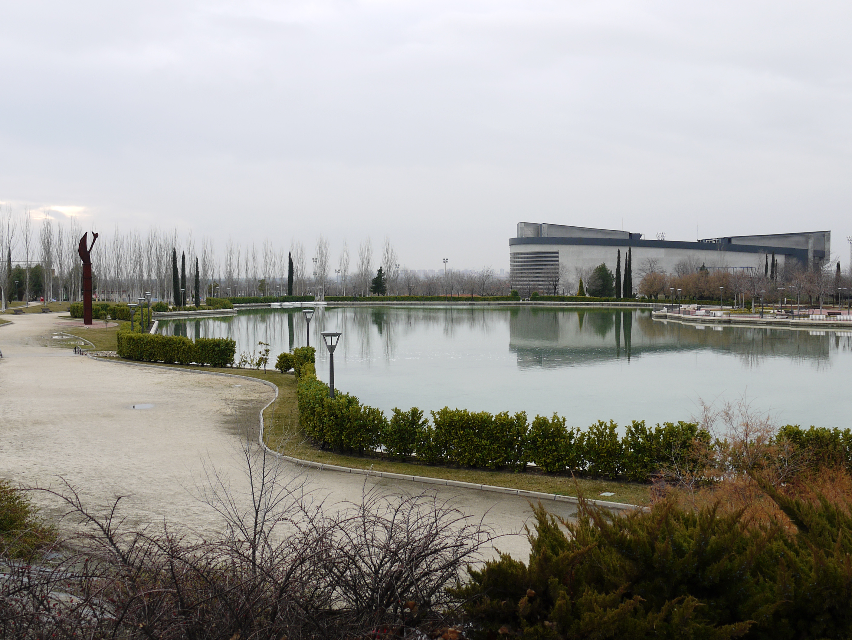File pinto parque juan carlos i wikimedia commons - Fotos de pinto madrid ...