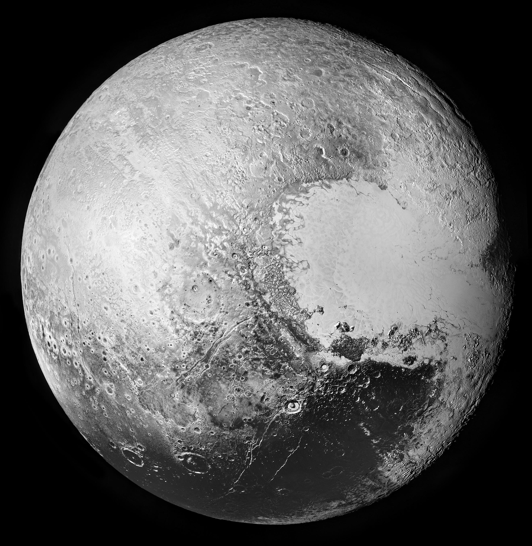 nasa images of pluto - HD2938×3021