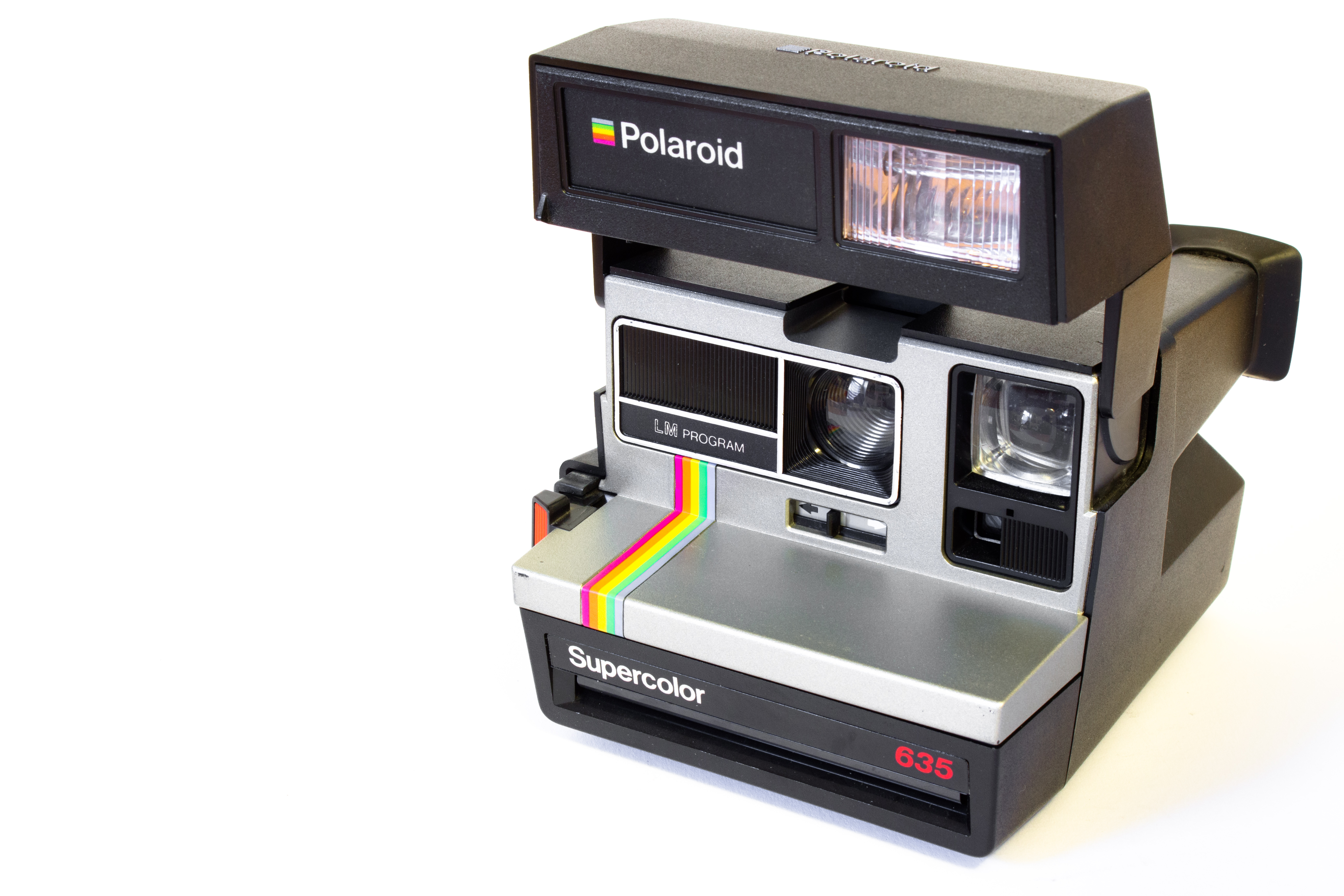 Ultraschall Entfernungsmesser Wiki : Polaroid wikiwand