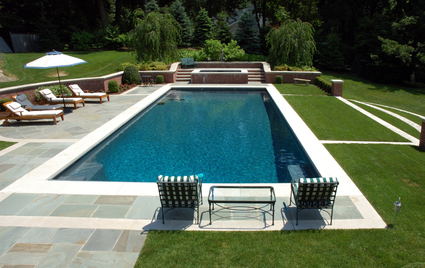 In Ground Pools Joy Studio Design Gallery Best Design