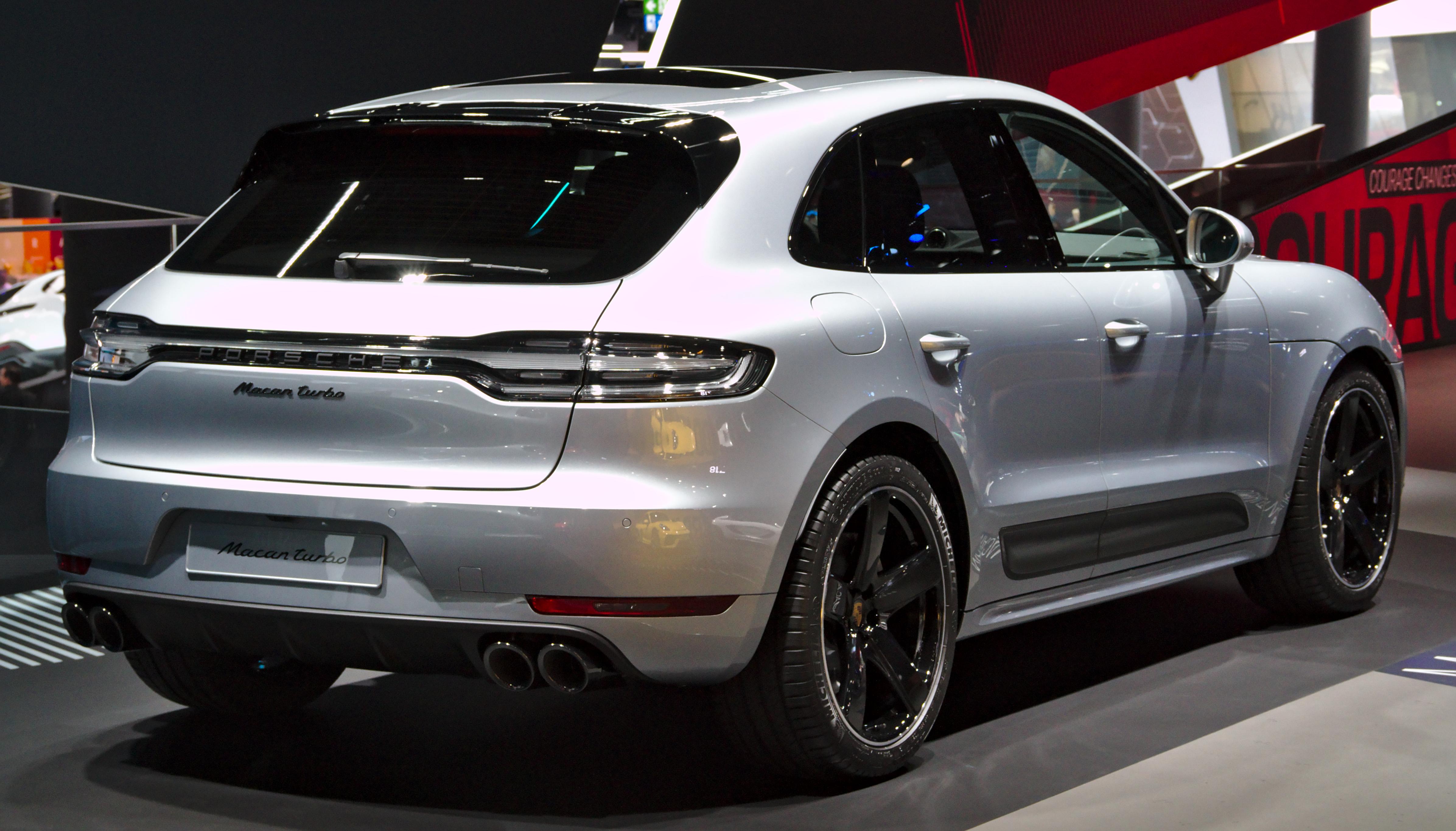 Porsche Macan Turbo >> File Porsche Macan Turbo At Iaa 2019 Img 0259 Jpg