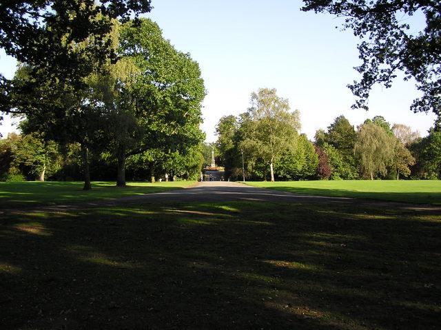 Queen's Park, Crewe - geograph.org.uk - 247625