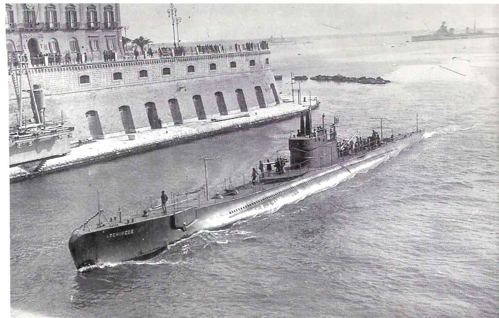 submarino general mola  gm