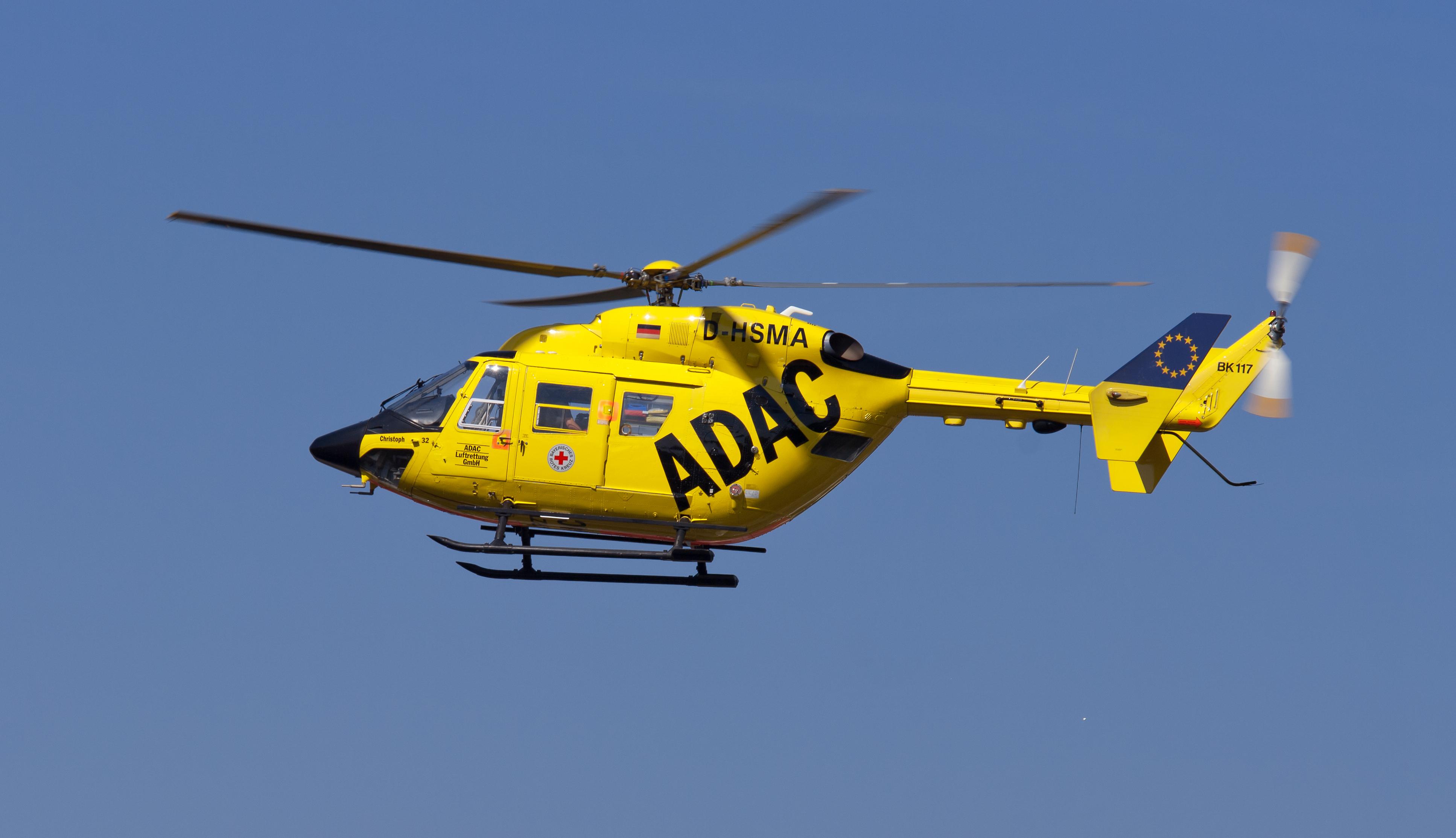 adac hubschrauber  adac  bk117 selbstgebaut  youtube