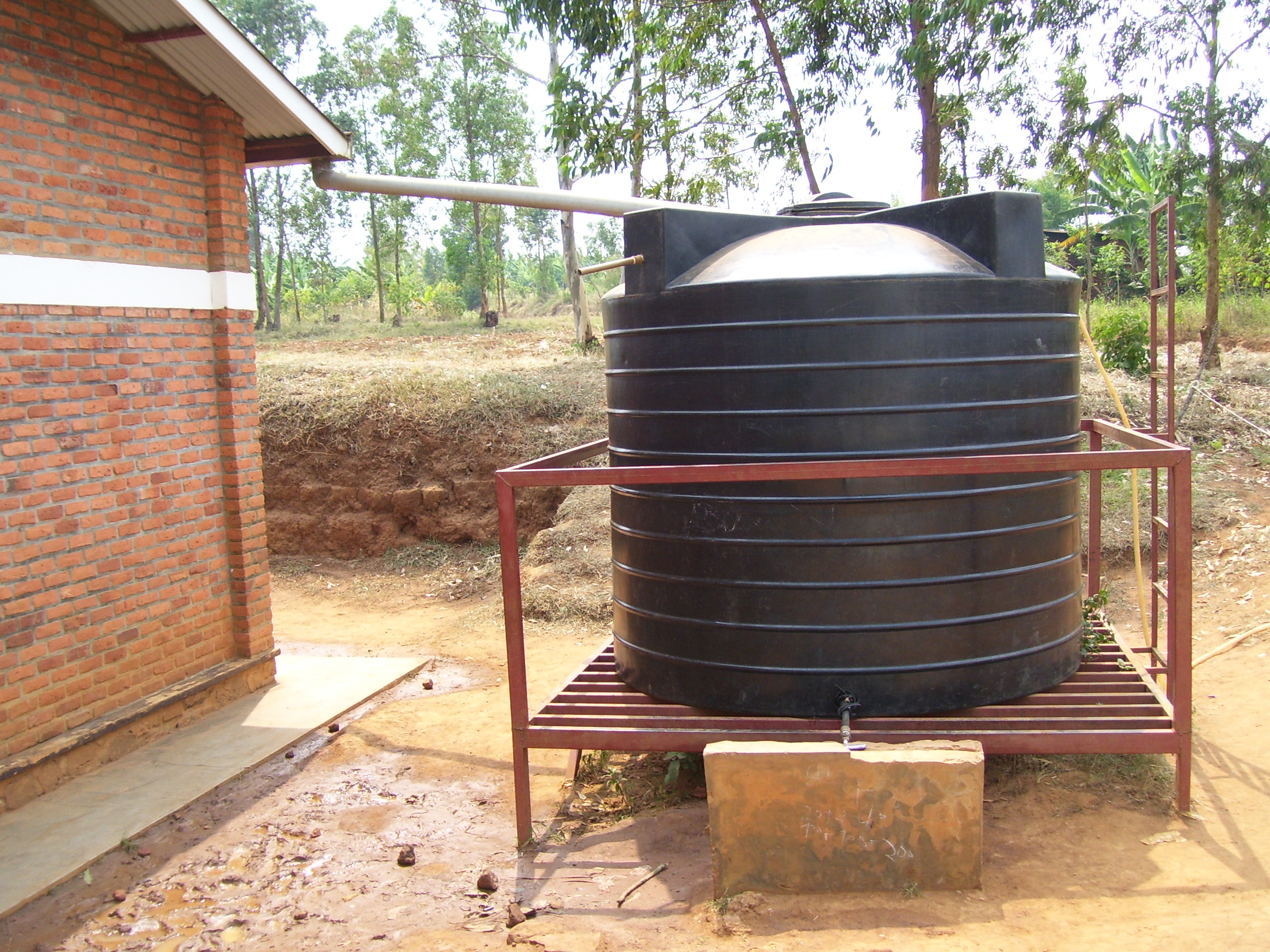 Underground Water Storage Systems Vertical Water Storage