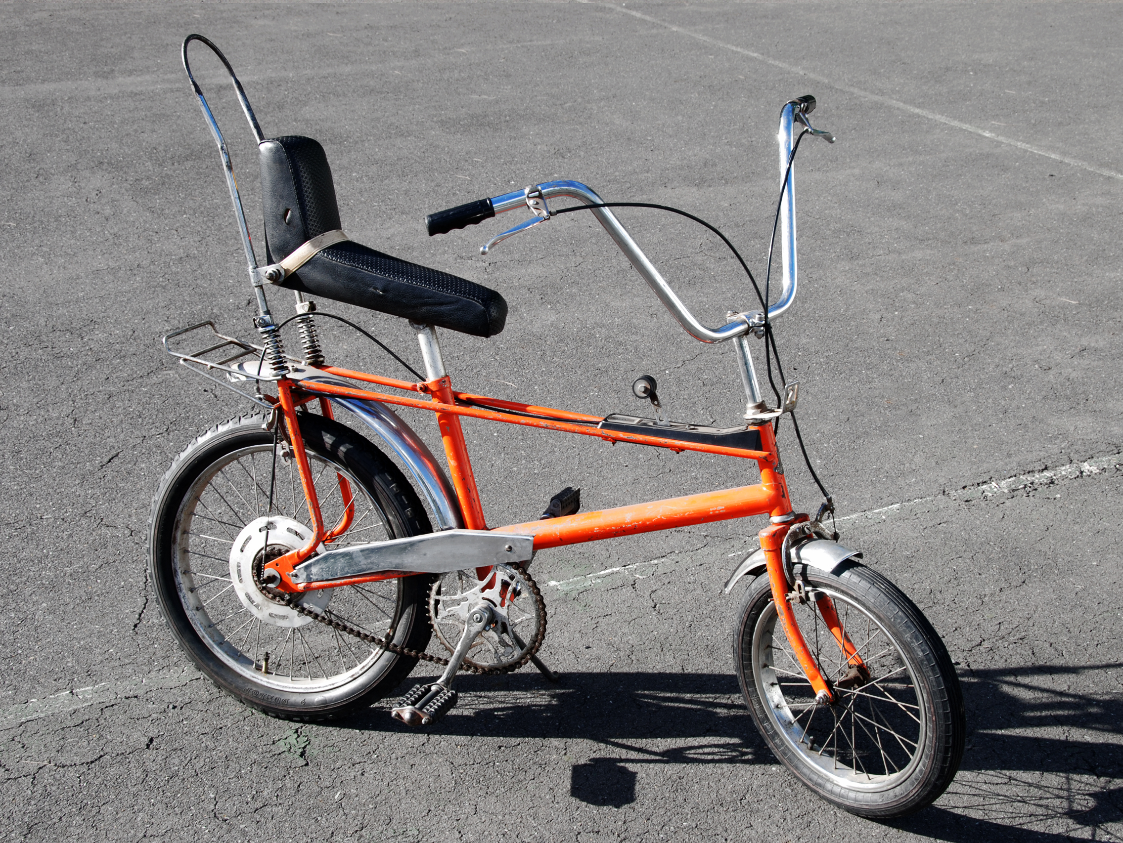 Image result for raleigh chopper