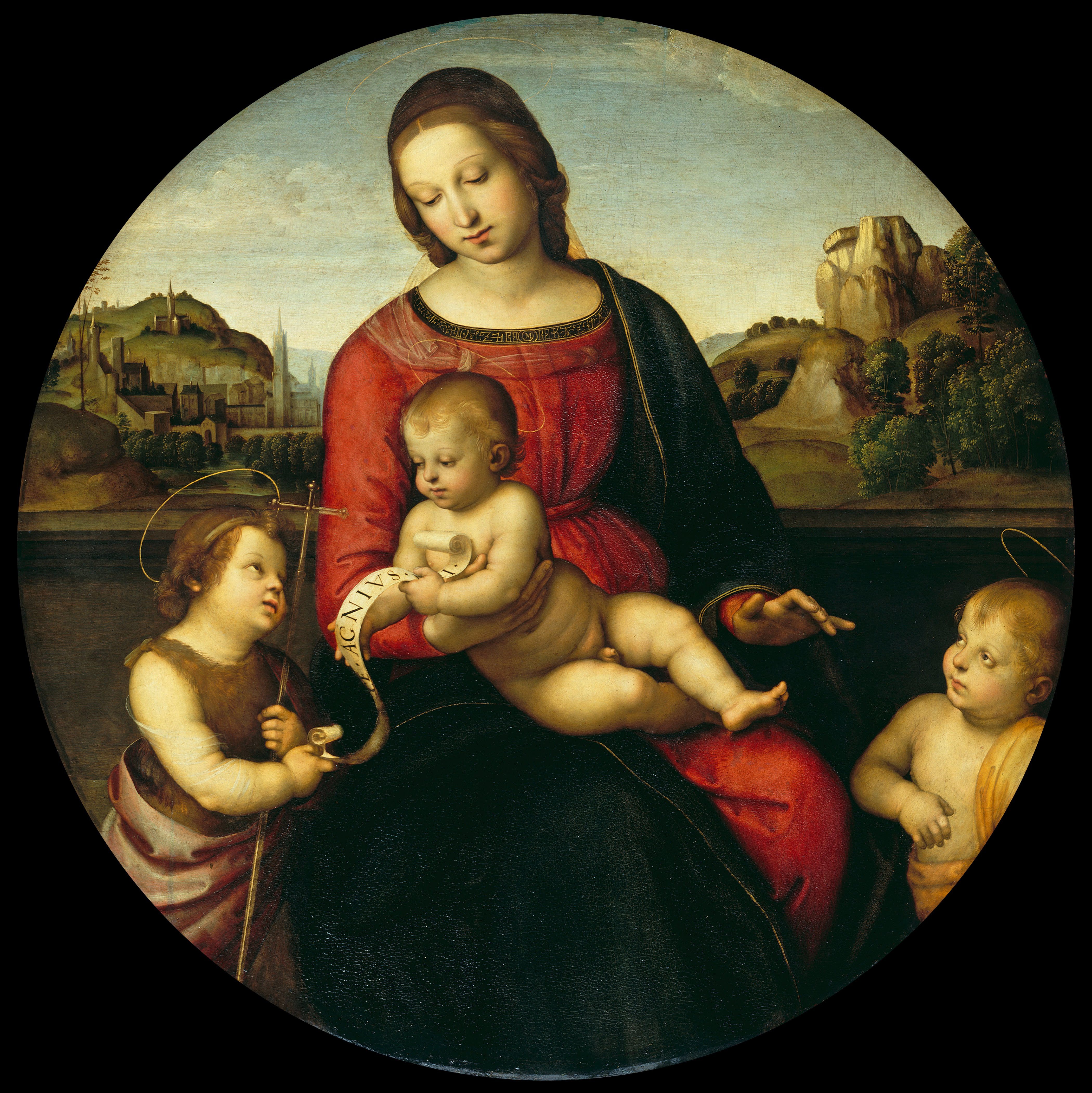 madonna and child with book raphael 80% off a hand made oil painting reproduction of madonna and child with book, one of the most famous paintings by raphael free certificate of authenticity free shipping.