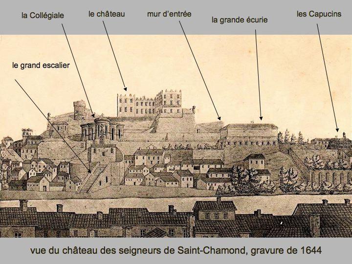File saint chamond loire vue du ch teau des seigneurs for Piscine saint chamond